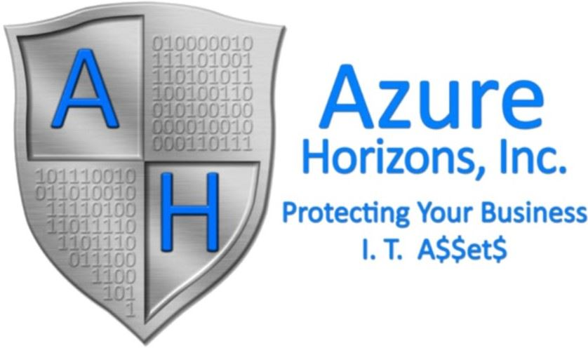 Azure Horizons, Inc - Protecting Your Business I.T. A$$et$